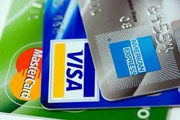 Belangrijke creditcard informatie